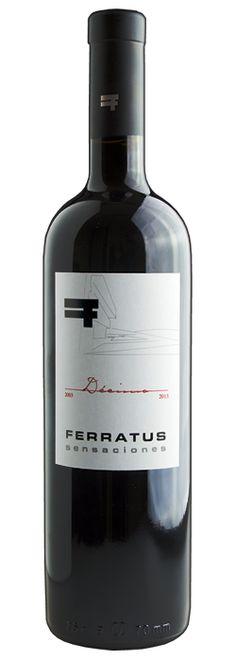 Ferratus celebra su primera década con Sensaciones Décimo, un vino de 2003 hecho para perdurar http://www.vinetur.com/2013100913568/ferratus-celebra-su-primera-decada-con-sensaciones-decimo-un-vino-de-2003-hecho-para-perdurar.html