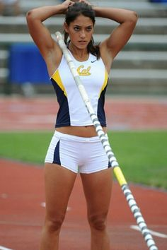 Was Track and field butt upskirt thanks you
