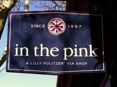 Lilly Pulitzer VIA shop. In Nantucket love it there!!
