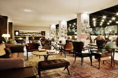 LUV DECOR: Square Nine Hotel