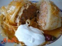 Pitypang-csakis kedvtelésből: töltött káposzta Baked Potato, French Toast, Potatoes, Baking, Breakfast, Ethnic Recipes, Food, Morning Coffee, Potato