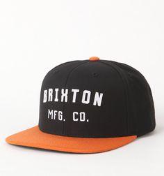 Brixton Arden Snapback Hat - PacSun.com Brixton f037e9fea46e