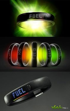 Nike+ Fuel Bands I want this for running! I am trying to talk myself into it haha I am cheap but this is exactly what I need!