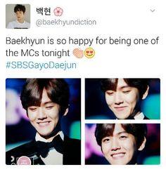 baekhyun // #2016sbsgayodaejun