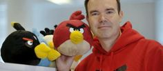 When Rovio's Peter Vesterbacka also known as The Mighty Eagle took to the stage in London at the Pocket Gamer Connects 2014 conference an impressive figure appeared on the projector... #topmobilegames #mobileapps