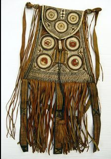 Bag. Hausa People. Nigeria. Early 20th Century