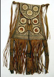 Bag. Hausa People. Nigeria. Early 20th Century
