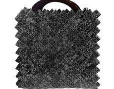 The Black Opium Mozaic Bag Handmade, Bags, Handbags, Hand Made, Totes, Hand Bags, Purses, Bag, Arm Work
