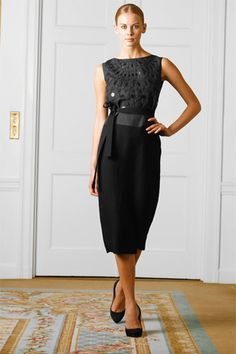Catwalk photos and all the looks from Victoria Beckham Spring/Summer 2009 Ready-To-Wear New York Fashion Week