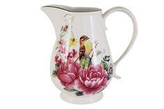 """Кувшин """"Цветы и птицы"""" – купить в интернет магазине Present-Store.ru"""
