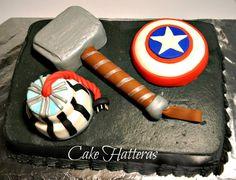 iron man, thor and captain america