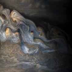 Jupiter PJ06 Portrait 001 v3 Sean Doran NASA / SwRI / MSSS / Gerald Eichstädt / Seán Doran