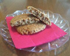 Biscotti integrali alla cannella..........Per la ricetta consultate il mio sito oppure scrivetemi nei commenti!