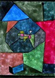 Paul Klee - Festive—Earnest (Festlich—Ernst), 1930.