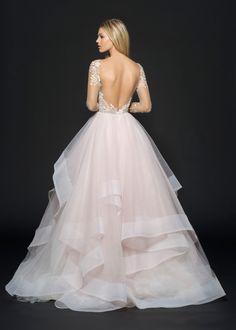 KleinfeldBridal.com: Hayley Paige: Bridal Gown: 33486978: Princess/Ball Gown: Natural Waist