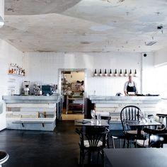 Feinster Fisch im Schlachterviertel im Restaurant Fiskebaren | creme kopenhagen