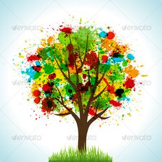 Realistic Graphic DOWNLOAD (.ai, .psd) :: http://jquery-css.de/pinterest-itmid-1000130615i.html ... Tree ...  abstract, background, blue, eco, ecology, eps10, grass, green, grunge, red, silhouette, splash, splat, symbol, tree  ... Realistic Photo Graphic Print Obejct Business Web Elements Illustration Design Templates ... DOWNLOAD :: http://jquery-css.de/pinterest-itmid-1000130615i.html