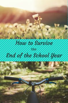 The end of the school year can be a stressful and busy time for many families. Helpful parenting advice to survive the final days of June and avoid burn out.  via @goodenufmommy