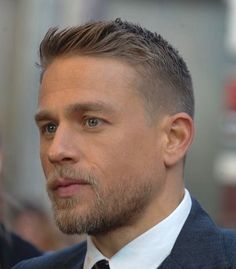 Older Mens Hairstyles, Hairstyles Haircuts, Haircuts For Men, Men New Hair Style, Gents Hair Style, Short Beard, Short Hair Cuts, Short Hair Styles, Gentleman Haircut