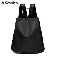 4Pcsset Women Backpacks Bolsas Mochilas Nylon Boys Satchel Girls Student School Book Bag Sac A Dos Schoolbag