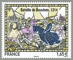 Great Hours history of France-Bataille de Bouvines (1214)