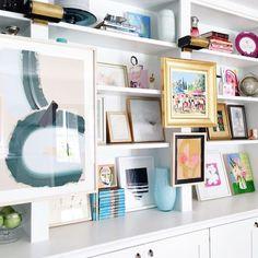 Art Shelves | Look Linger Love