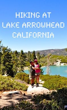 "Hiking near Lake Arrowhead, California...""there was no place that we could go for a swim, because we would be trespassing..."" #hiking #lakearrowhead"