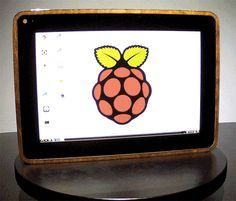 This guy made a tablet out of a Raspberry Pi! It is a very flexible little piece of technology.