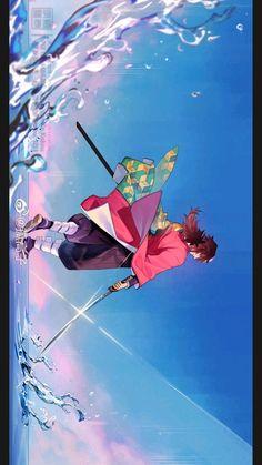Giyu Tomioka • Kyojuro Rengoku • Shinobu Kocho • Nezuko • Zenitsu • Demon Slayer • Kimetsu no Yaiba