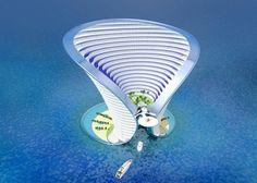 dubai hotels under water architecture design http://homecreate.info/wp-content/uploads/2011/08/Amazing-Dubai-Hotel-Architecture-Design