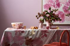 9 beautiful Aussie tablecloths to liven up your home