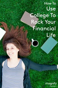 Before you even entered the hallowed halls of your university, you may have signed a dotted line that put your young financial life into the red. Student loans are major issue for college students – more so than actually picking a major – but we're here to help to minimize all other debt and maximize your financial health. http://www.magnifymoney.com/blog/college-students-and-recent-grads/use-college-to-rock-your-financial-life