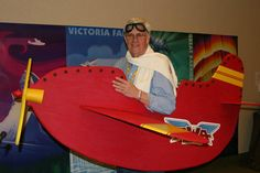 EXPO FoamPlane.  This would be a great prop for VBS Sky.