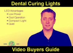 Video Buyers Guide: Dental Curing Lights | Odonto-TV