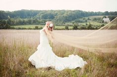 Country wedding photography: 2nd anniversary photo session