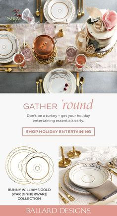 There's no time like the present to get your entertaining essentials, holiday decor and more. #holidayentertaining #holidayhosting #ballarddesigns