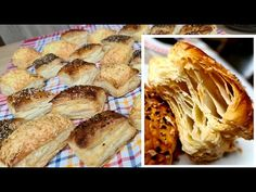 Hájas leveles tészta - Sós sütemények - Gábor a Házi Pék - YouTube French Toast, Bread, Breakfast, Food, Youtube, Morning Coffee, Brot, Essen, Baking