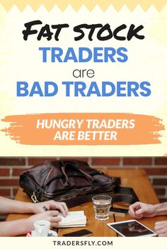 What are fat stock traders and why are they bad traders? Check this out! Feeling Sick, How Are You Feeling, Stock Market Basics, Stock Trader, Stock Charts, Investing In Stocks, Bad Relationship, Do It Anyway, Ex Wives