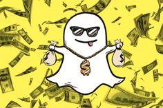 Keine Panik: Snapchat wird deine Nacktfotos auch in Zukunft NICHT verkaufen.