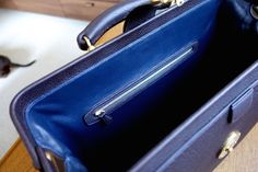 Frame-top briefcase by Fugee