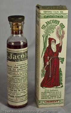 St. Jacobs Oil