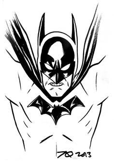 Batman by Joe Quinones