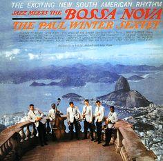 Paul Winter 'Jazz Meets Bossa Nova'