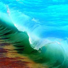 Kaihalulu Red Sand Beach, Maui, Hawaii ~from Most amazing things in the world's fb