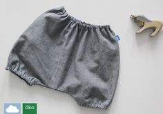 Pumphosen - Bloomers * Sarouel (68-110) Bio Baumwolle - ein Designerstück von Kleine-Woelkchen bei DaWanda