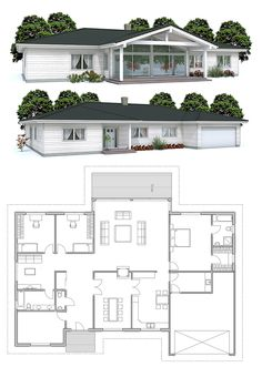 House Plan - ConceptHome.com - covered patio idea