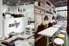 Nudge and Rulla shop & restaurant by Fyra, Helsinki – Finland »  Retail Design Blog