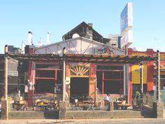 Pueblo en Ensenada