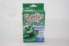 Yak Toys Brand New Floating Putty Floaty Frog Silly
