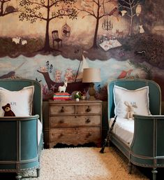 Take a moment to look back at some of our favorite photos from this past year. Magical children's room design by Alexa Pulitzer Take a moment to look back at some of our favorite photos from this past year. Magical children's room design by Alexa Pulitzer Girls Bedroom, Bedroom Decor, Bedroom Ideas, Master Bedroom, Kid Bedrooms, Wall Decor, Baby Bedroom, Wall Art, Childrens Bedrooms Shared